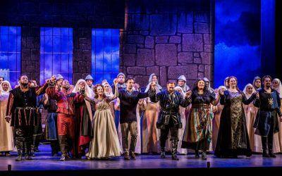 """Music Director in Verdi's """"Il Trovatore"""""""