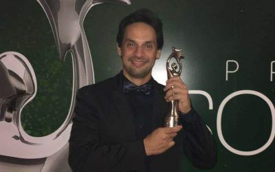 """Darwin wins the prestigious """"Premio Soberano"""" Award"""