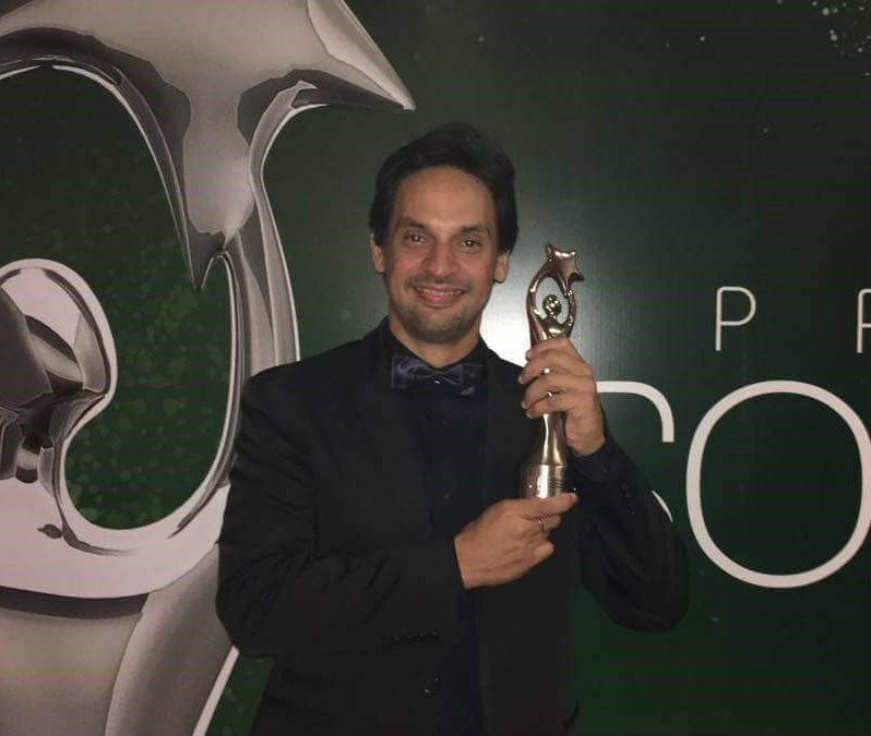 "Darwin wins the prestigious ""Premio Soberano"" Award"