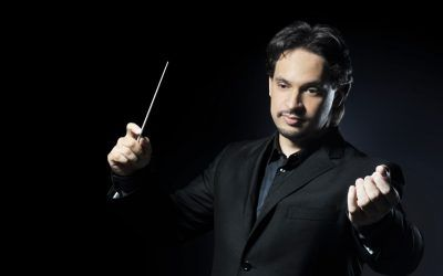 Article as the new Music Director of the Gateway Festival Orchestra