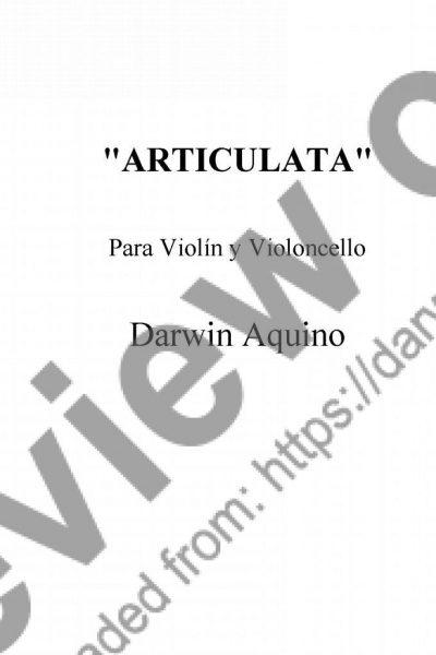 Articulata (2006)
