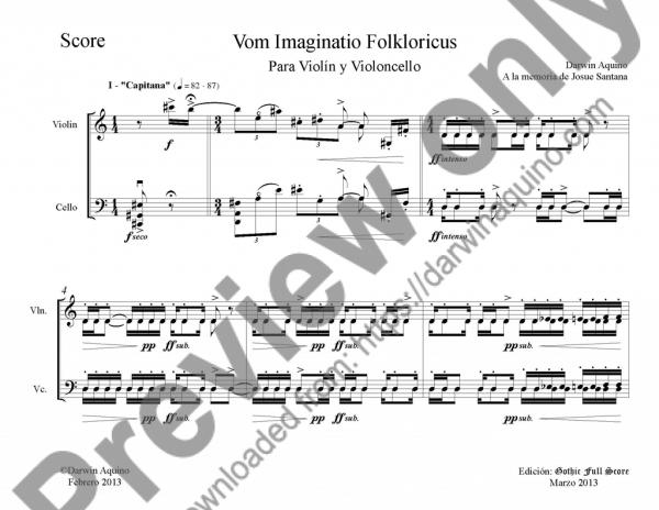 VomImaginatioFolkloricus (2013)